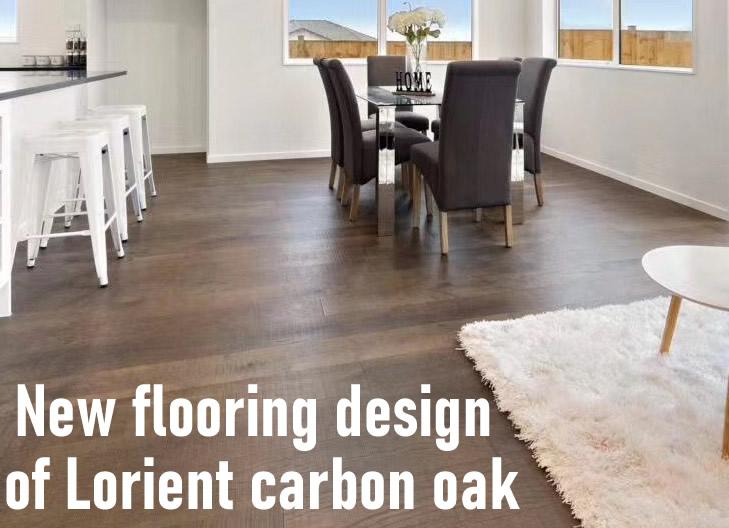 Atwood floors Lorient Carbon Oak hardwood timber flooring