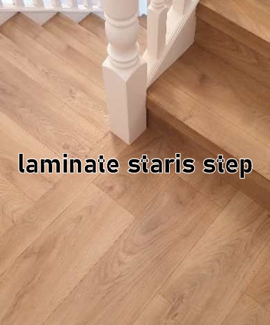 How to make stairs with laminate flooring? natural oak decor stairs step Natural wood decor laminate flooring