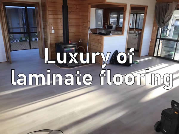 Luxury of gray binylpro laminate flooring New Zealand