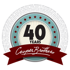 Cooper Brothers 40 Years