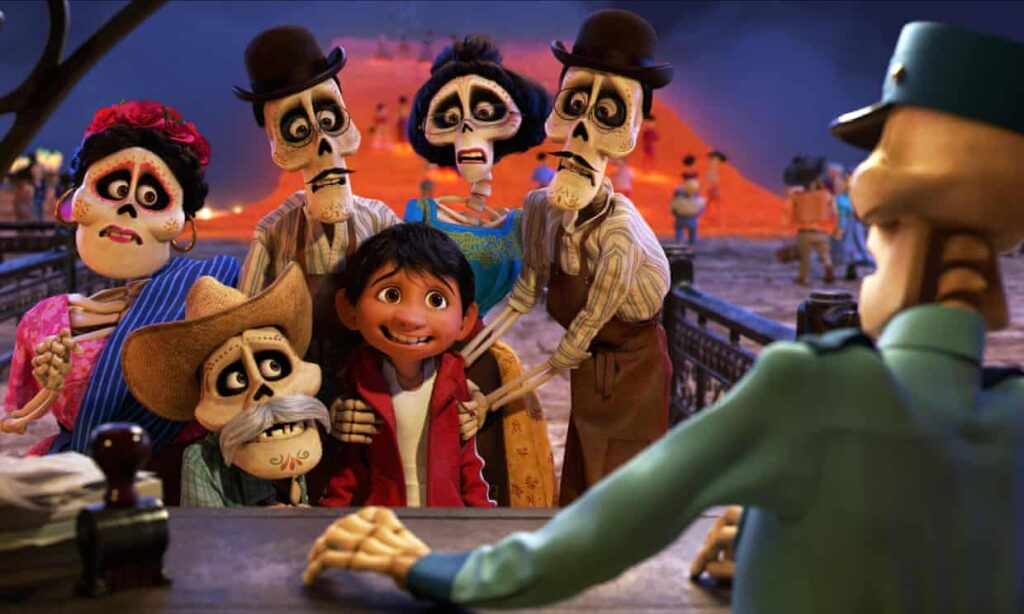 Coco - Top 10 stand alone animated movies since Y2K