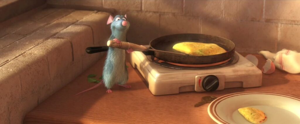 Ratatouille - Top 10 stand alone animated movies since Y2K