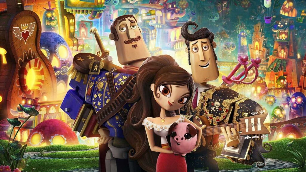 The Book of Life - Top 10 stand alone animated movies since Y2K