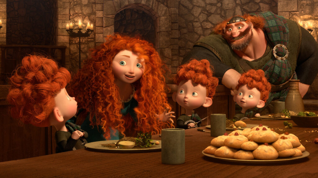 Brave - Best Animation movies since 2000