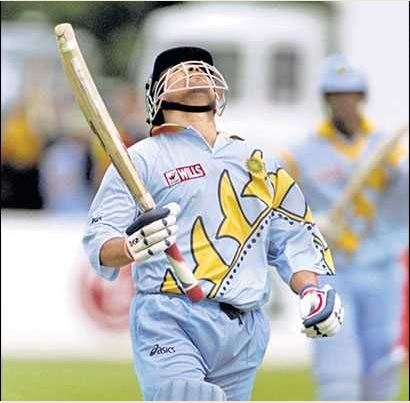 1999 World Cup Knock of Sachin after his fathers demise