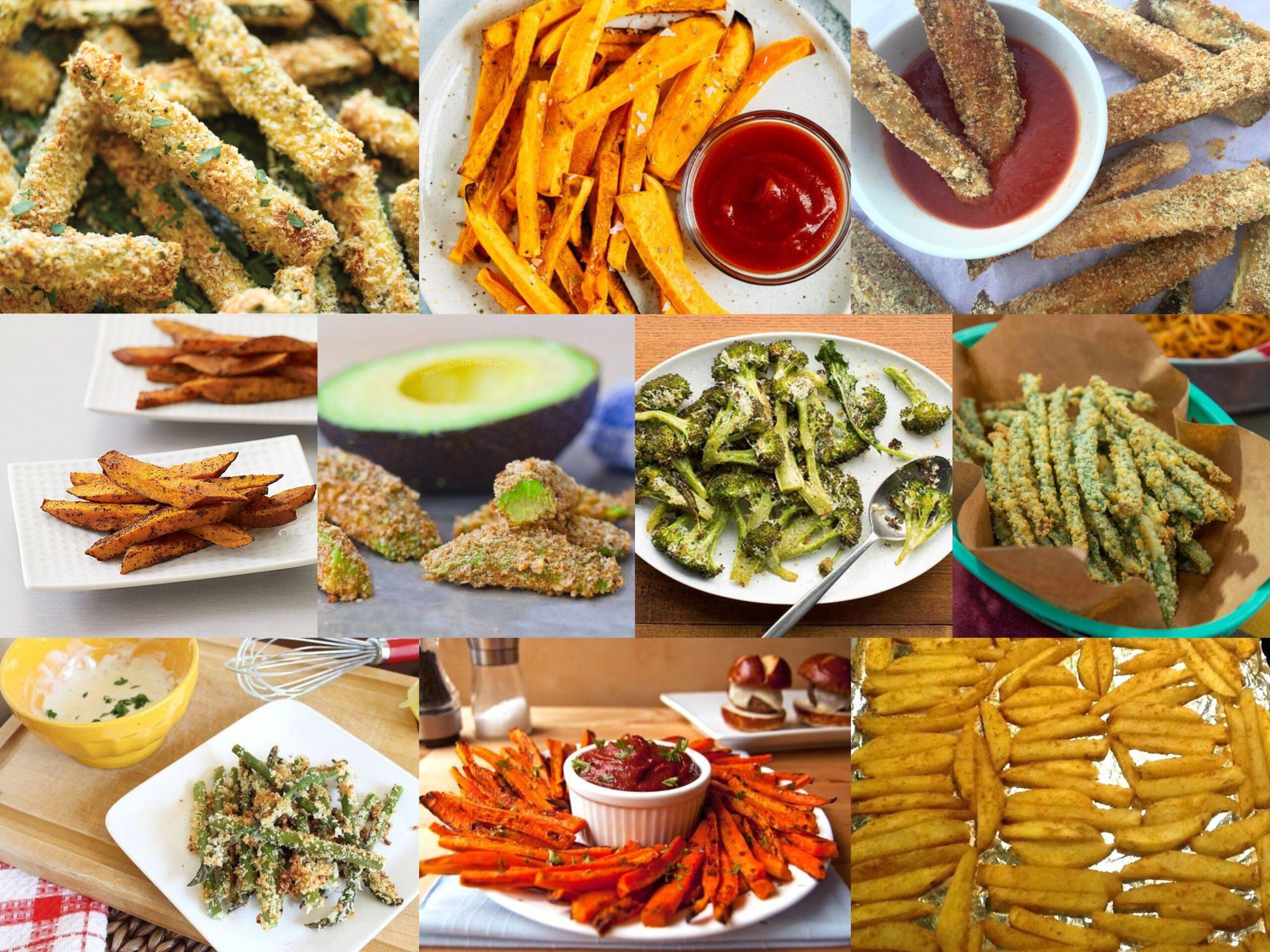 Low Calorie Fries