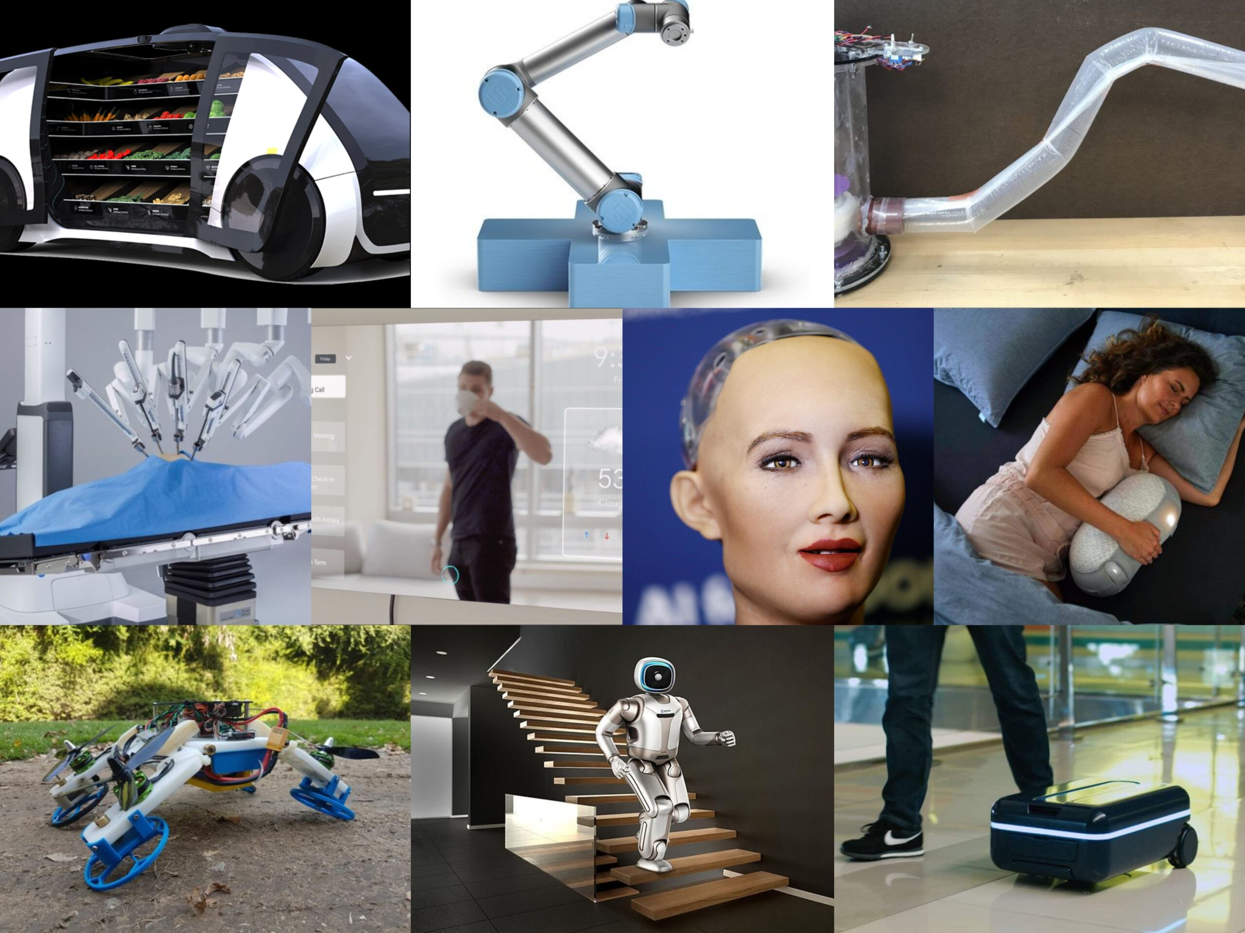 Robotic Innovations