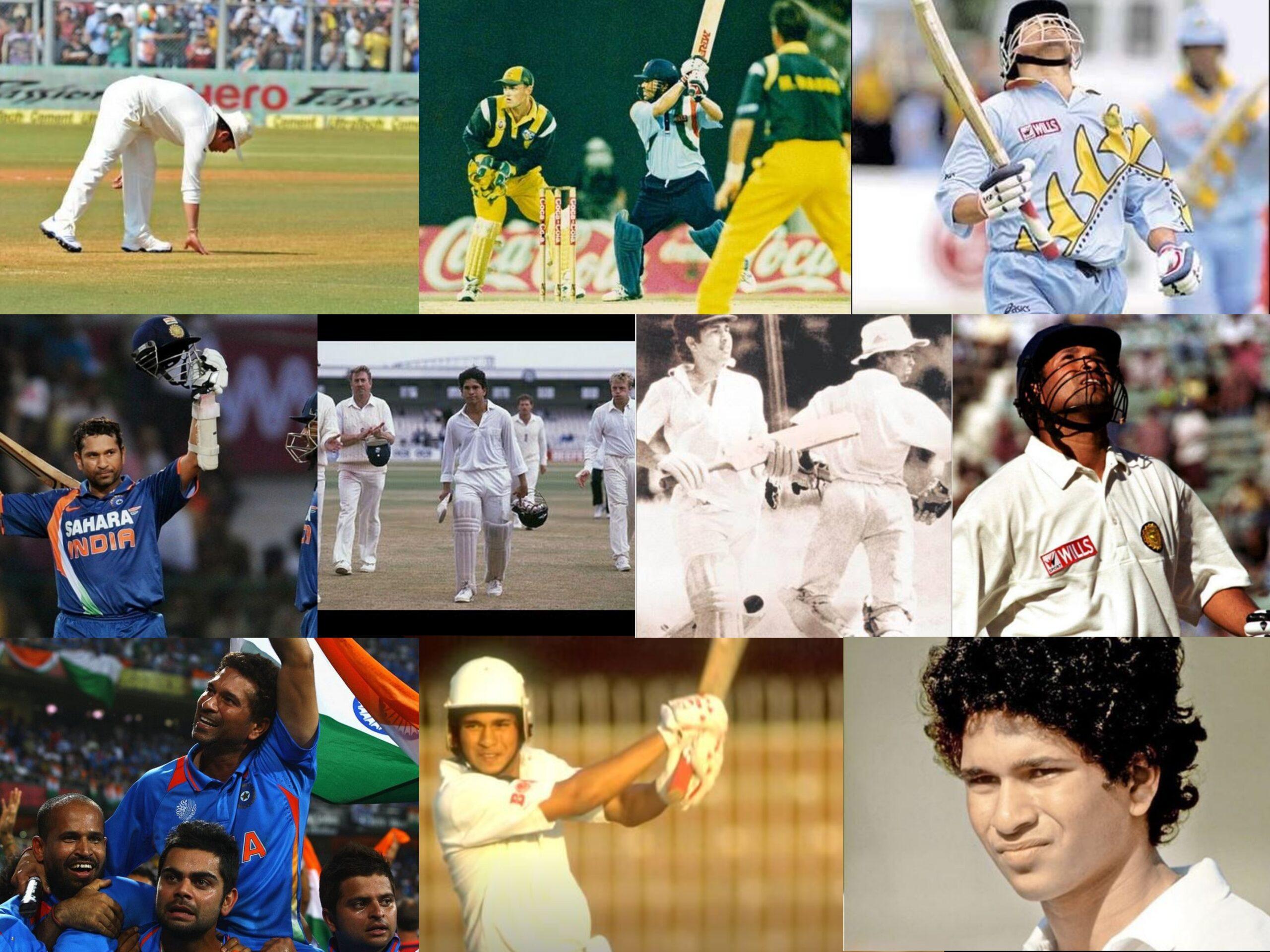 Top Ten Best Moments of Sachin