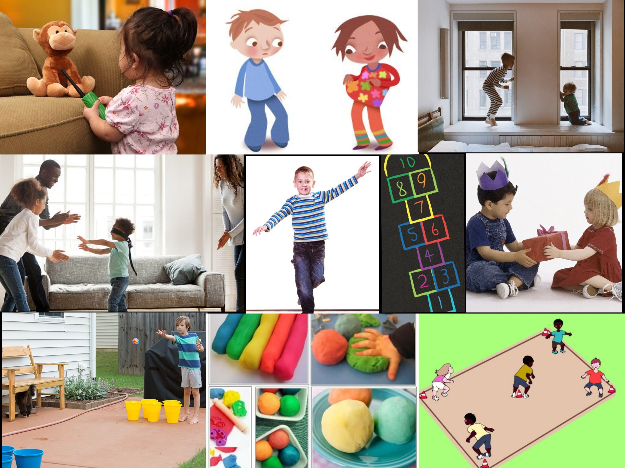 top ten games for kids less than five
