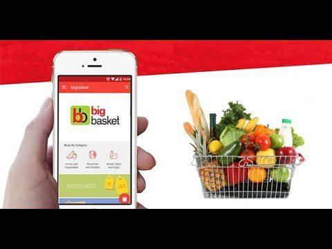 BigBasket App Image