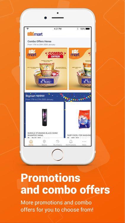 BigMart App Image