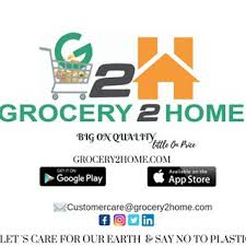 Grocery2Home App Image