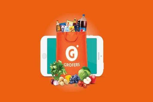 Grofers App Image