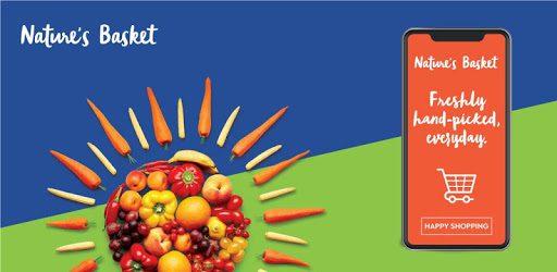 Nature's Basket App Image