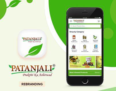 Patanjali App Image