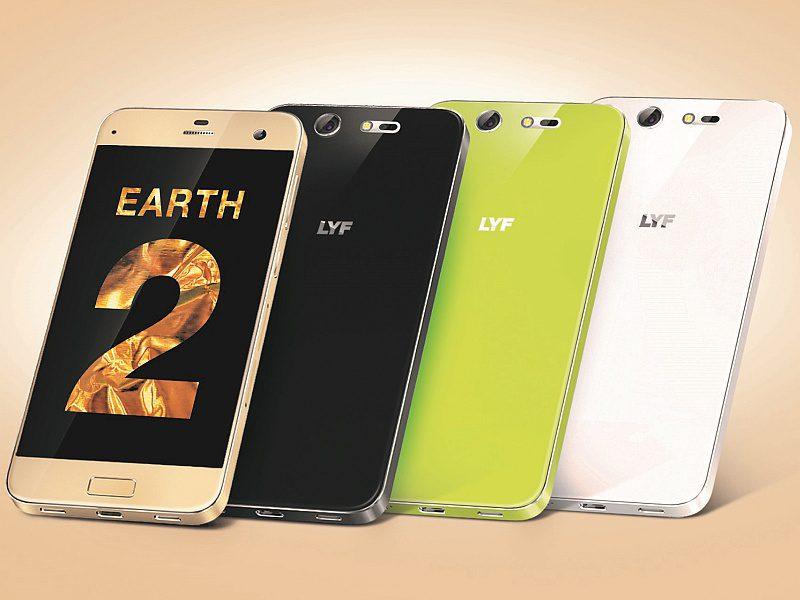Lyf Earth 2