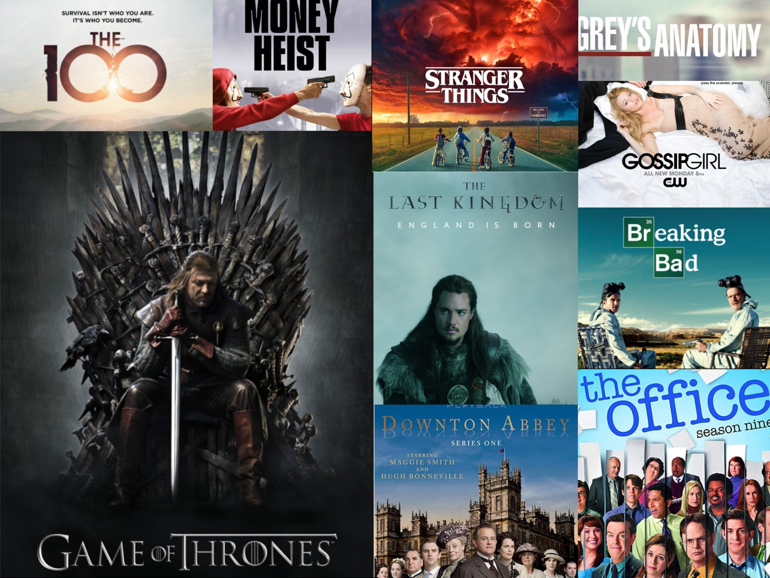 Top 10 Shows to Binge Watch