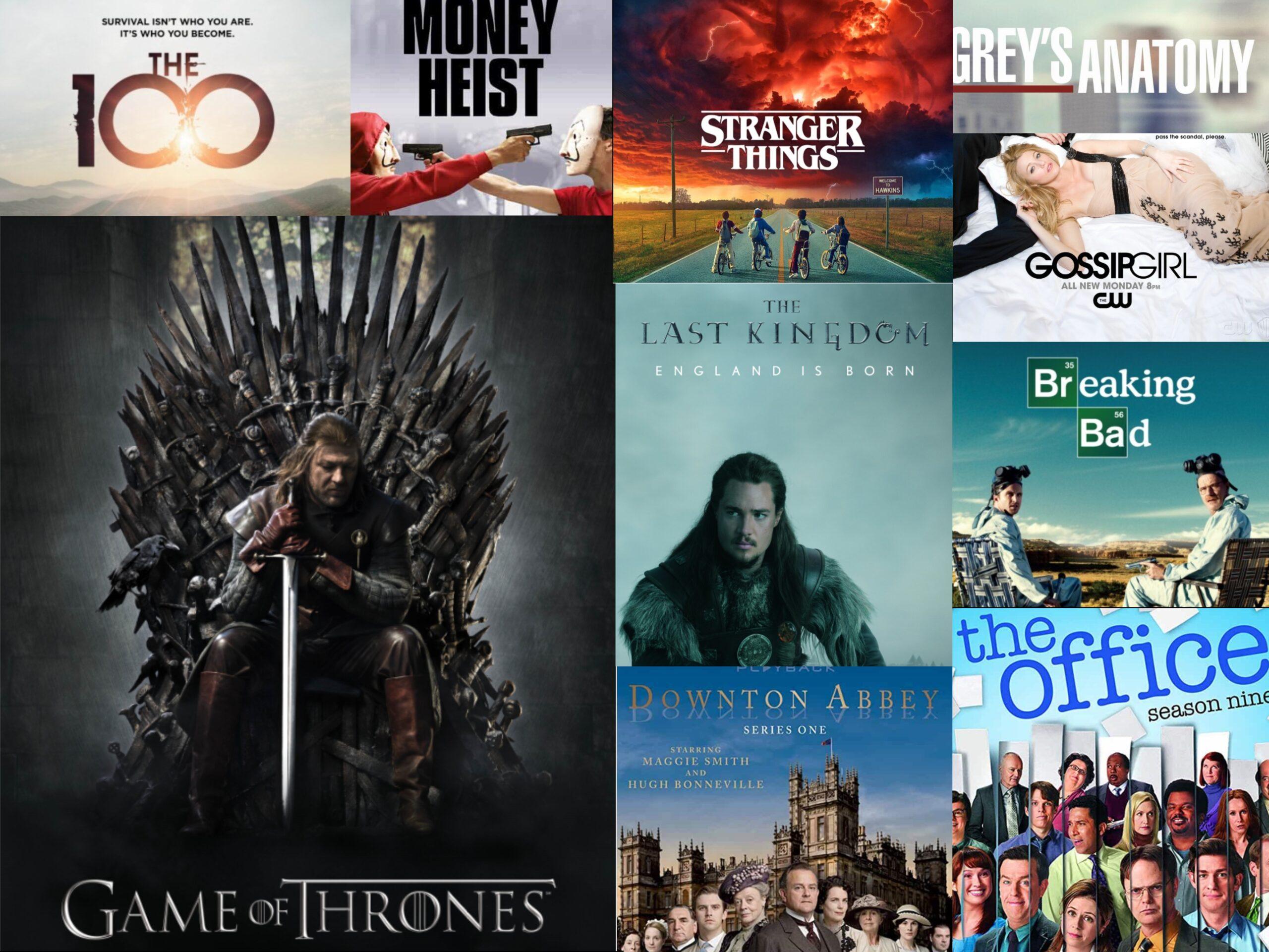 Top 10 Shows to Binge Watch