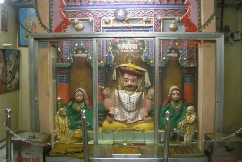 Khandoba Mandir in Shirdi