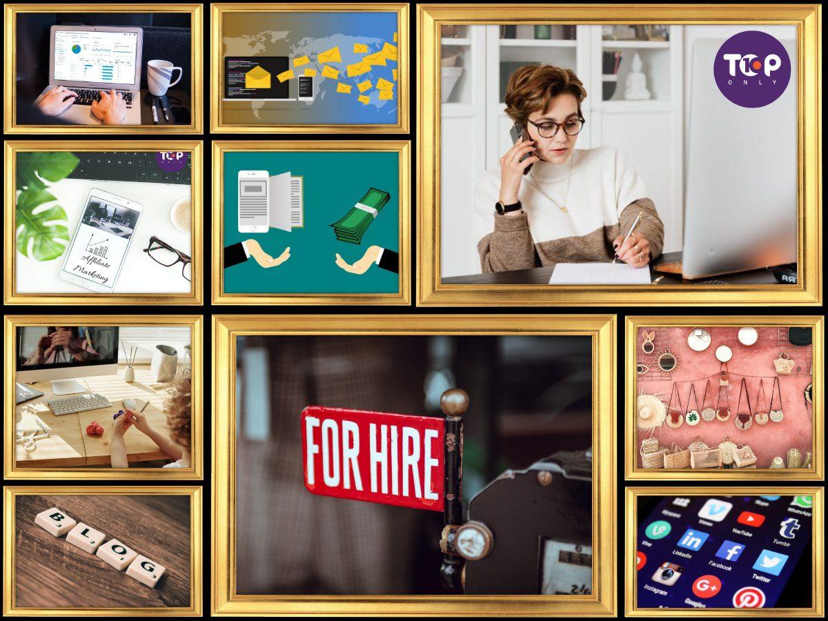 Top 10 Side Hustles for 2020