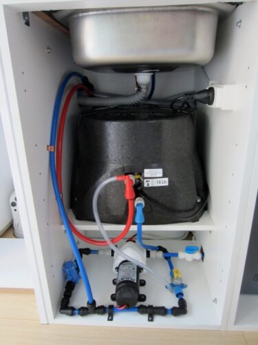 Van Life Water System