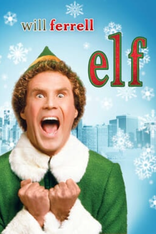 Top 10 Christmas Movies For Kids No. 8: Elf