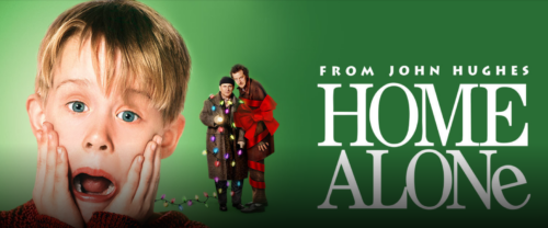 Top 10 Christmas Movies For Kids No. 3: Home Alone - 1