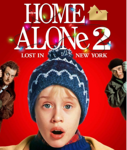Top 10 Christmas Movies For Kids No. 4: Home Alone 2 - Lost in New York