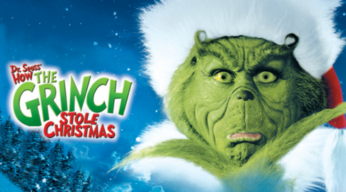 Top 10 Christmas Movies For Kids No. 2:  How the Grinch Stole Christmas