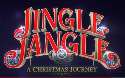 Top 10 Christmas Movies For Kids No. 9: Jingle Jangle: A Christmas Journey