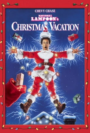 Poster for National Lampoons Christmas Vacation