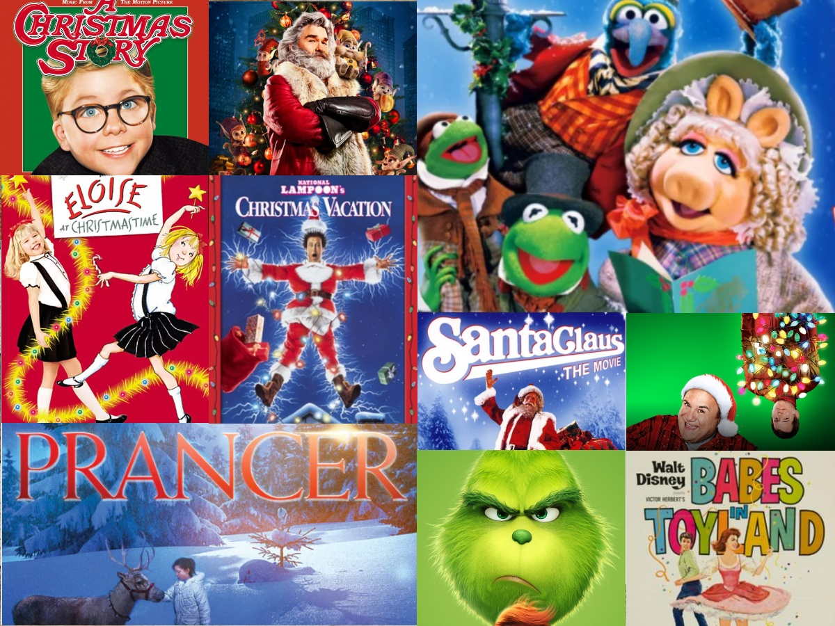 Christmas Movies for Family