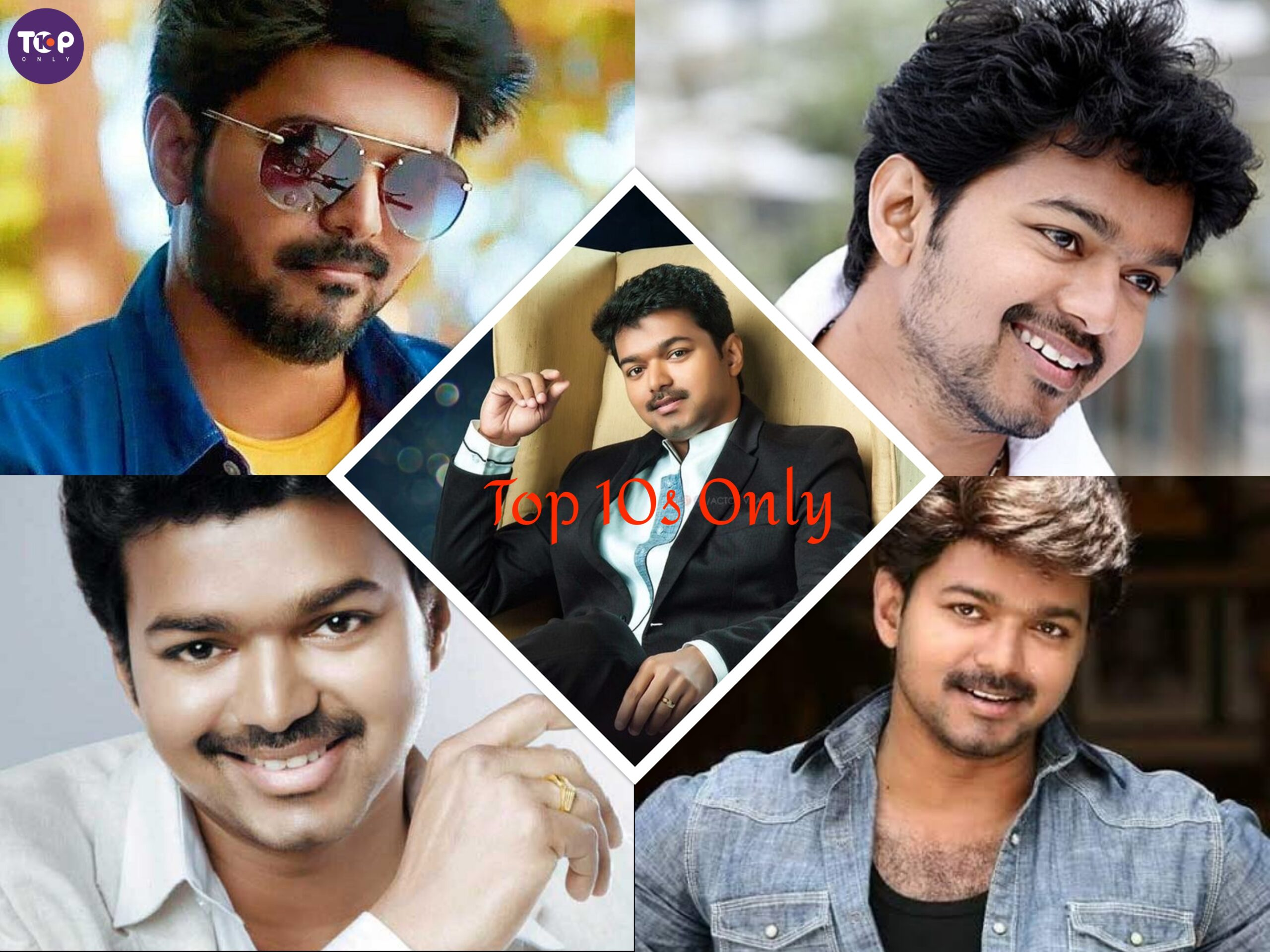 Top 10 Romantic Movies of Thalapathy Vijay