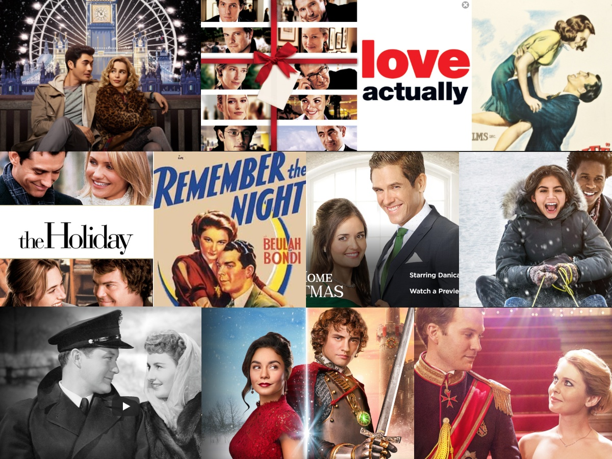 Christmas-time Romantic Movies