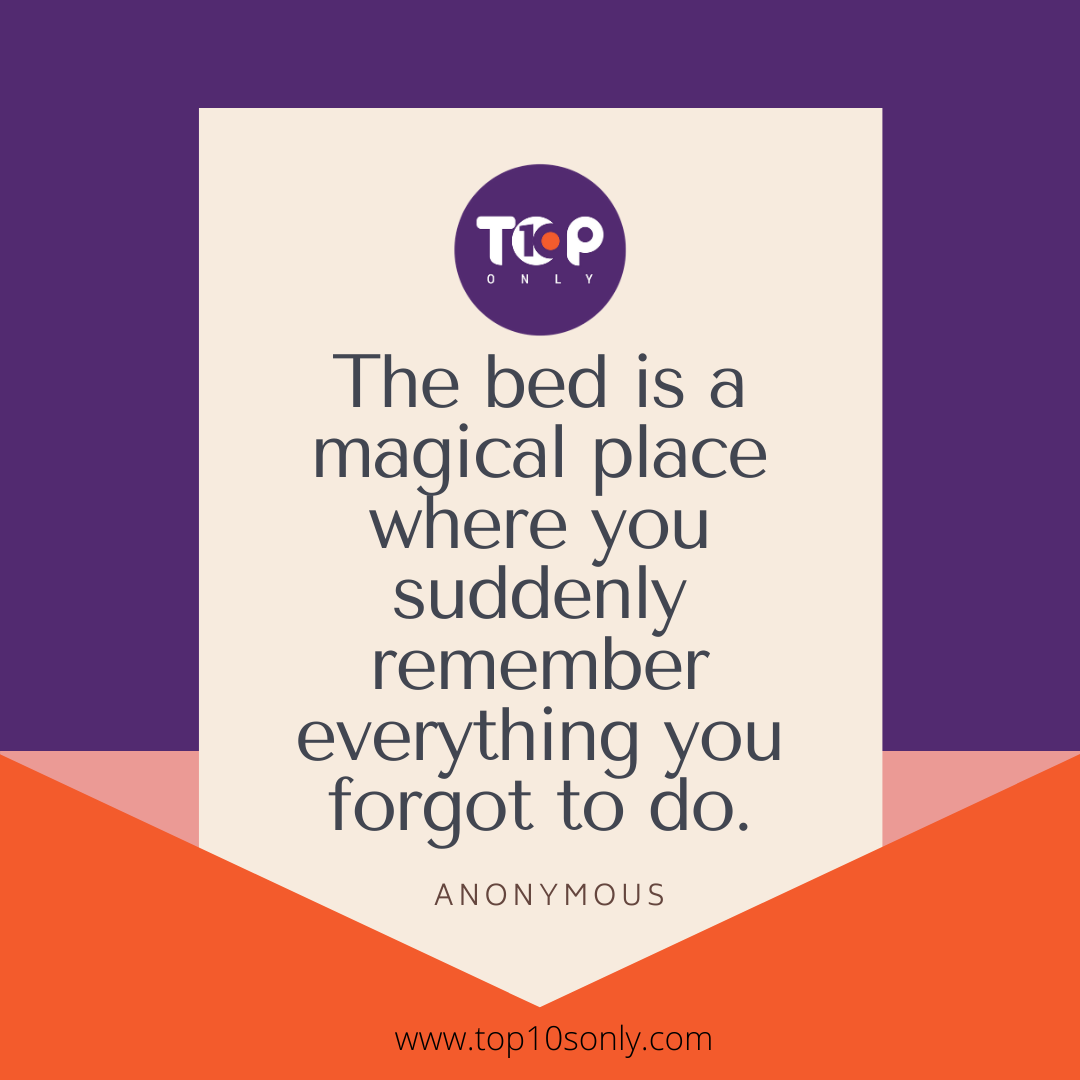 Friday Funny Facts Quote of the Day World Sleep Day