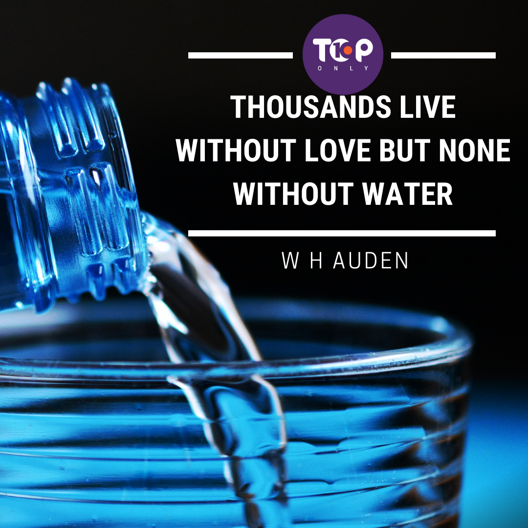 World Water Day Monday Quotes Of The Day