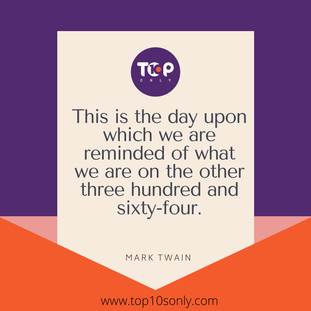 Funny Mark Twain Quotes Post On April 1st Fools Day