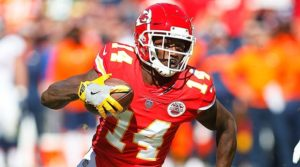top fantasy wide reciever value picks 2019 sammy watkins