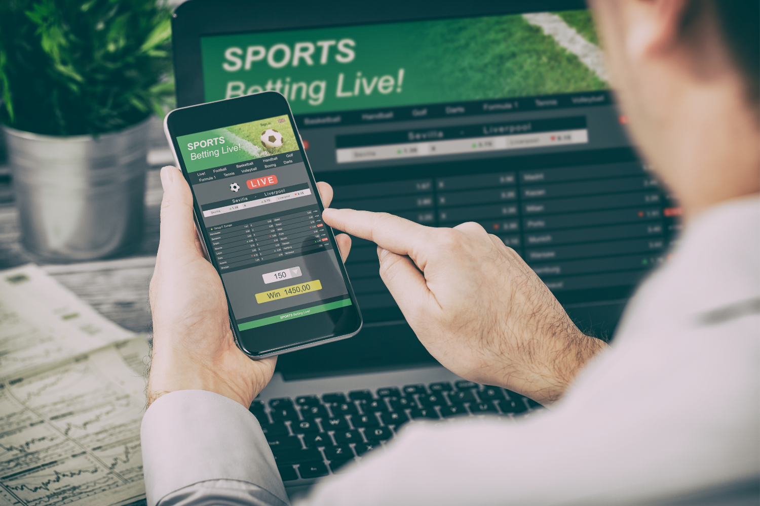 How to track your sports bets