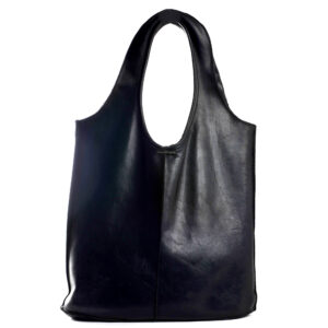 leather crosby tote bag