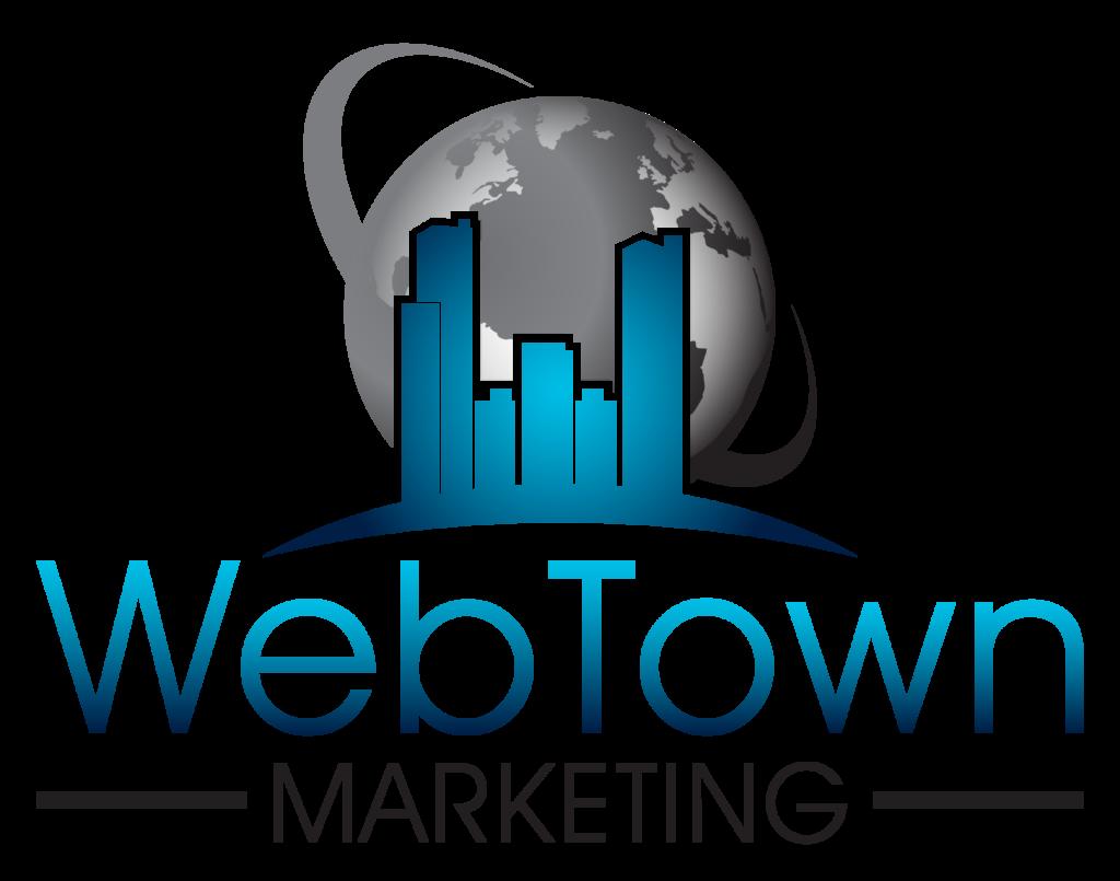 WebTown Marketing Logo
