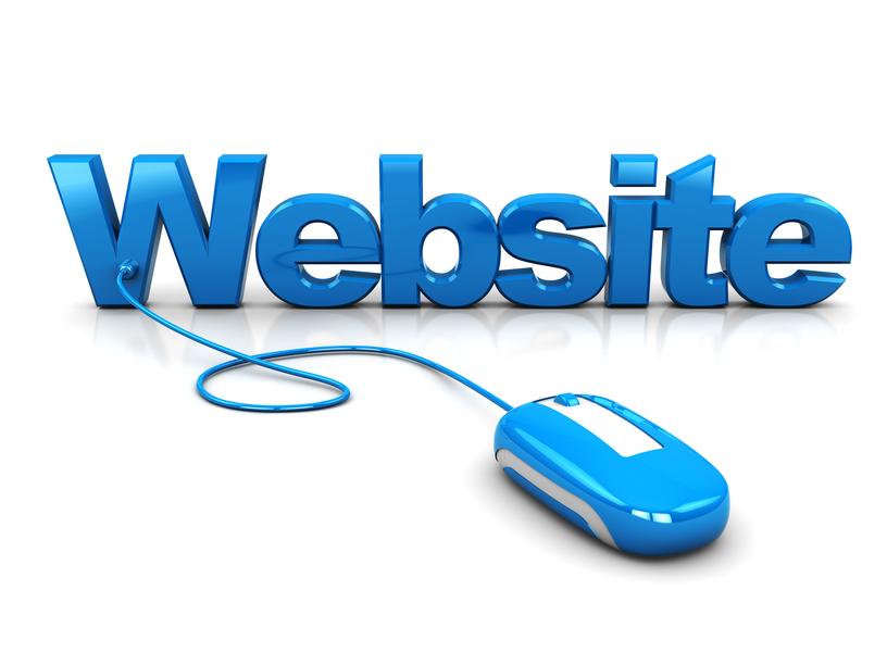 Your website