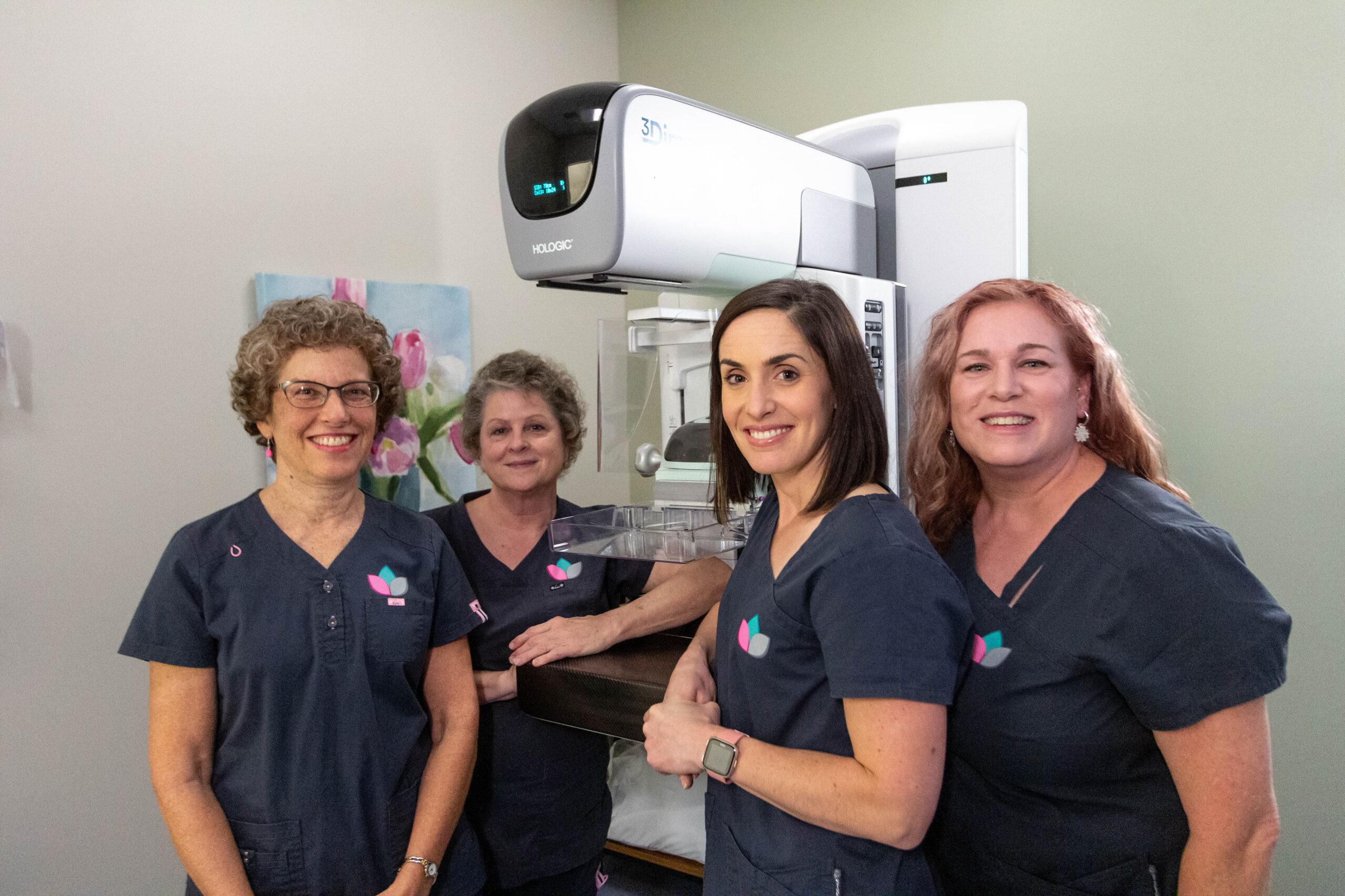 Women's Imaging Center Team