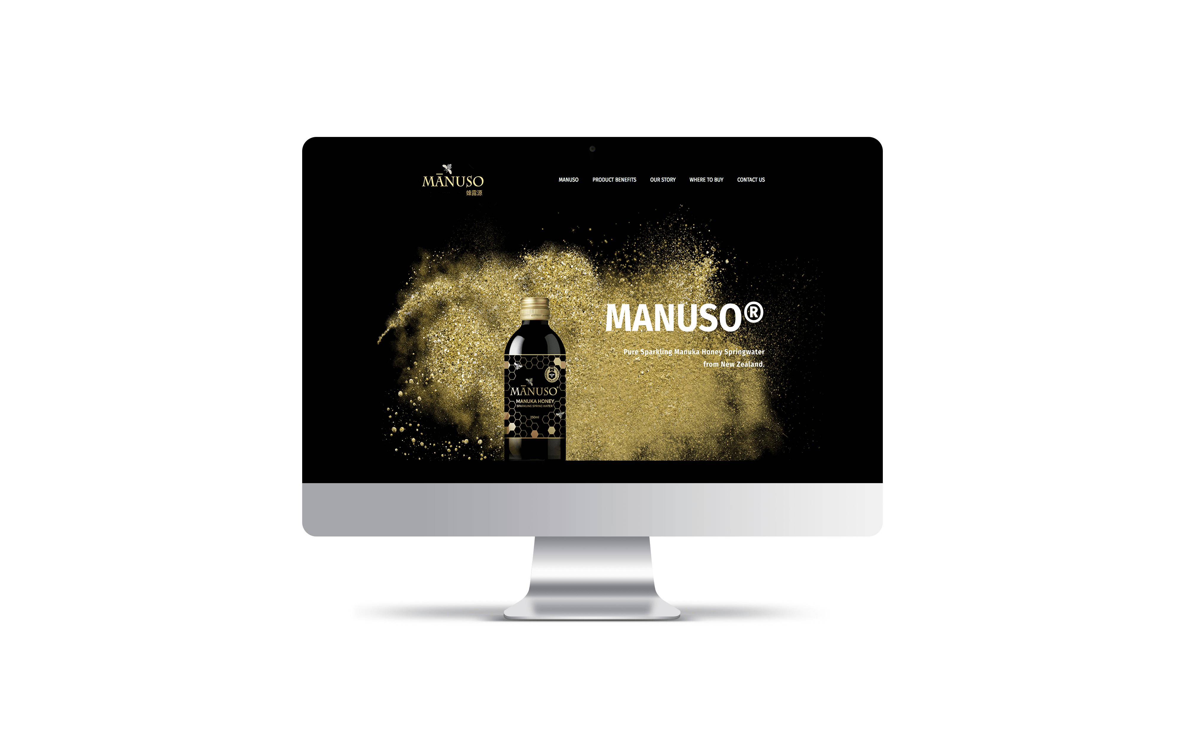 Website: Manuso