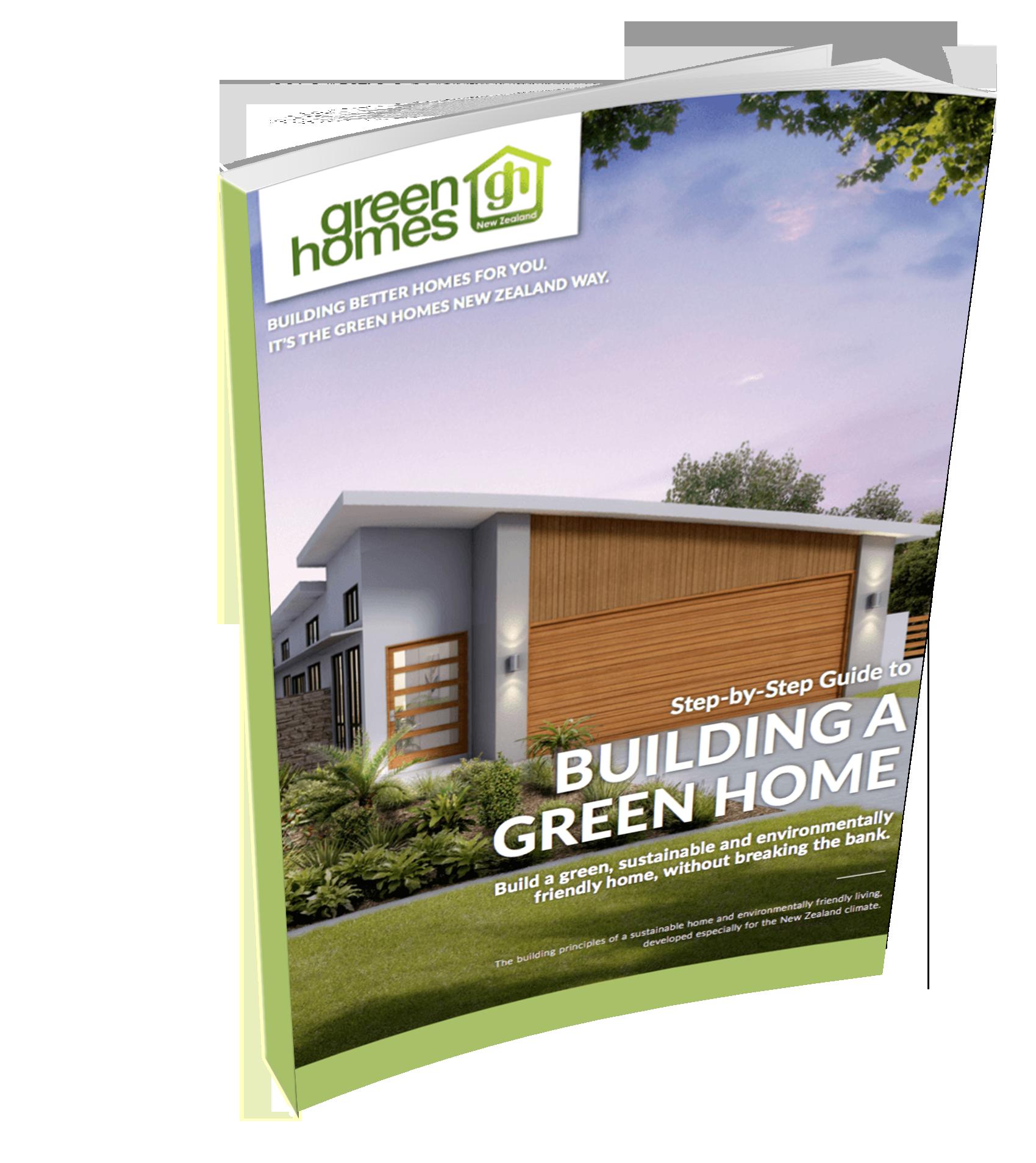 Green Homes Australia Brochure