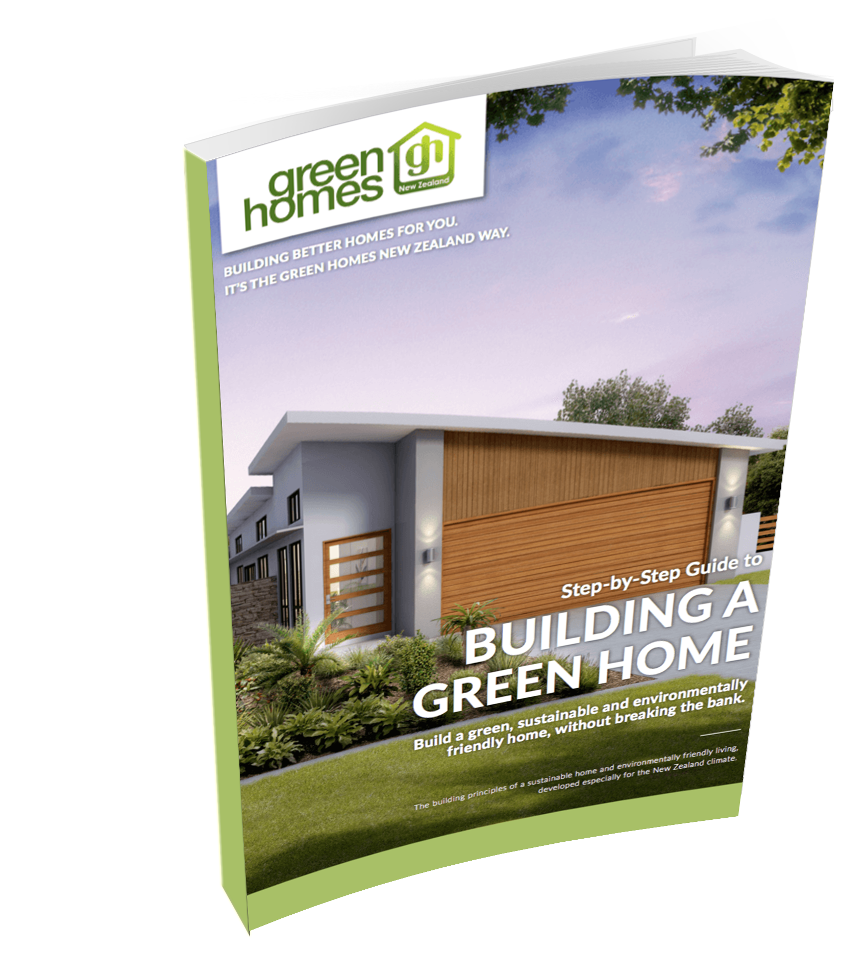 Green Homes Australia Brochure