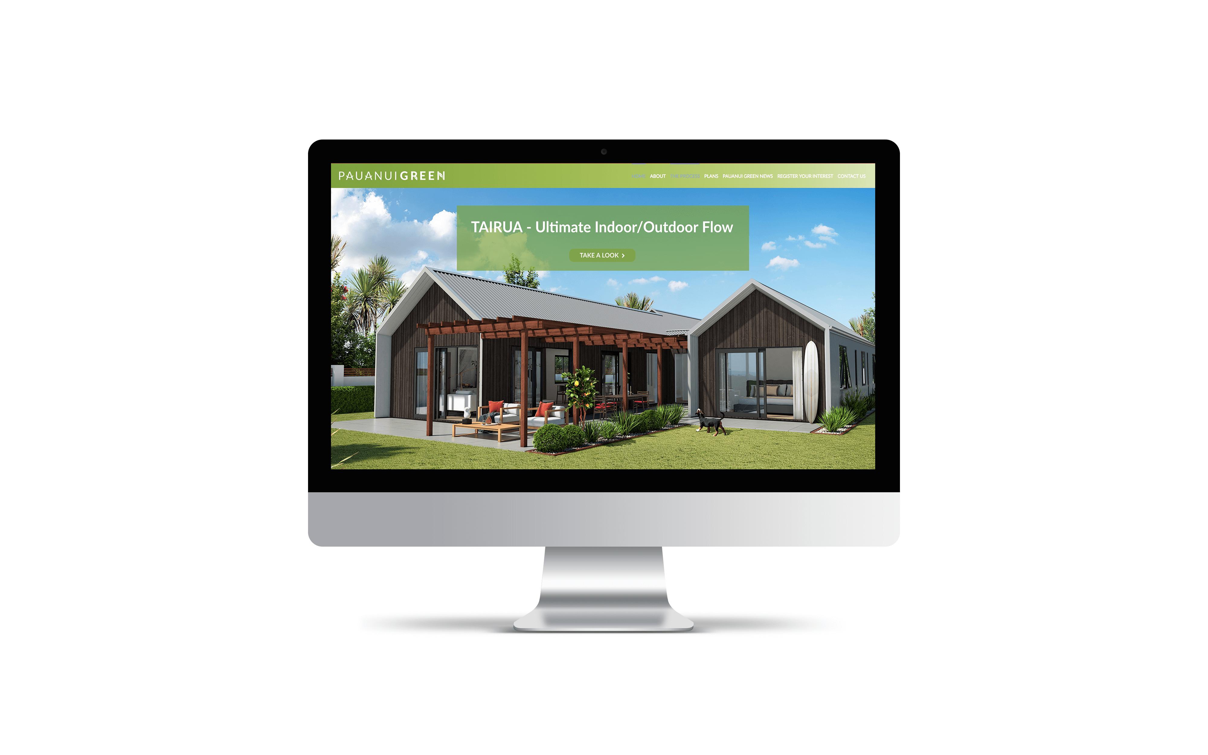 Website: Pauanui Green