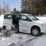 Wheel Chair Accessible Van