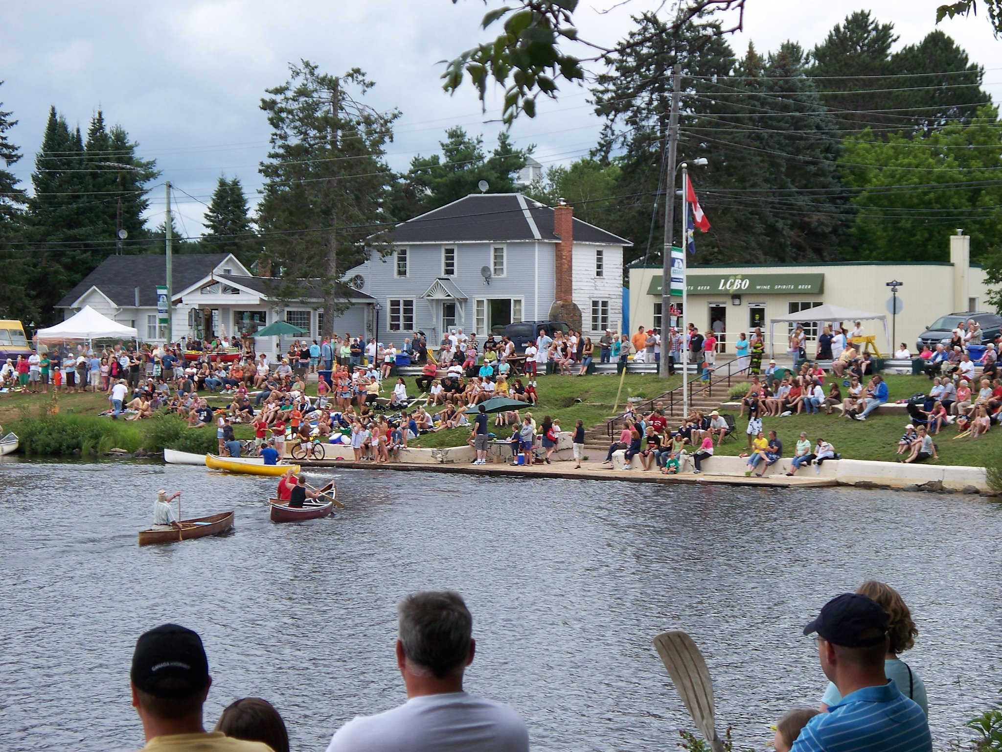 Kearney Regatta Day