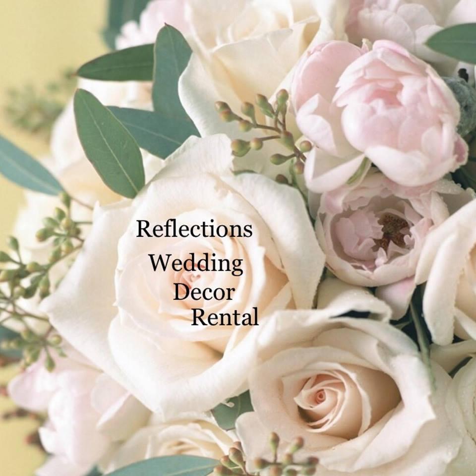 Reflections Wedding Decor Rental